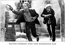 Butch Cassidy and the Sundance Kid 11x17 Movie Poster (1969)