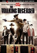 THE WALKING DECEASED - 2015 WIDESCREEN DVD - A ZOMBIE FILM - SHIPS NEXT DAY FAST
