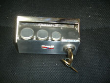 NOS Chevrolet coin dispenser with two keys