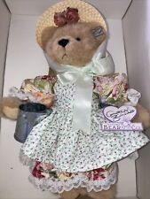 """Annette Funicello 1995 """"ConTrary Mary� Collectible Bear Co. Beige 14�"""