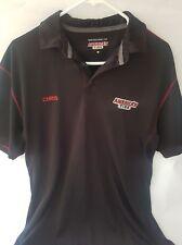 AMERICA'S TIRE racing pit crew shirt race employee mechanic work Chris shirt blk