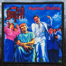 Death - Spiritual Healing | Printed Patch | Death Metal