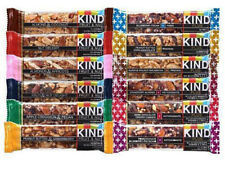 24 KIND Nuts & Spices, Fruit, Almond Chocolate, Peanut Bars 15 Flavors to Choose