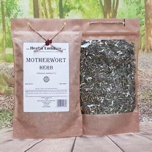 Motherwort Herb (Leonurus cardiaca) 50g - Health Embassy 100% Natural