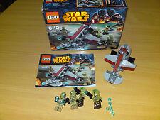 Lego Star Wars  Bausatz 75035 komplett mit Anleitung , OVP und Figuren