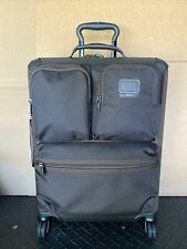Tumi Briley Expandable Continental Carry-on Hickory Black Brown 2223461