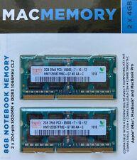 2 x 2 GB Original Arbeitsspeicher (RAM) für Apple MacBook, MacBook pro oder iMac