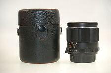 Super-Takumar 1:2 35mm Ashai Opt. Objektiv M42 Anschluss