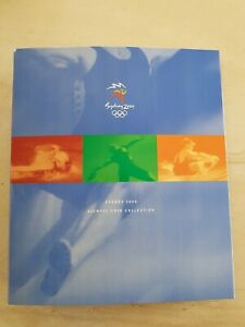 2000 SYDNEY OLYMPIC GAMES (28 x $5) Coin Set in Album