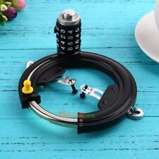 Bicycle Bike Security Steel Wire Alarm Lock Cable Chain Anti-Theft With Password