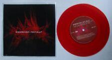 Eisbrecher Mein Blut MEGARARE Unplayed Red Vinyl 7in Megaherz Rammstein NDH