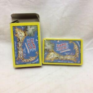 Vintage Souvenir Cape Cod Playing Cards Complete Massachusetts