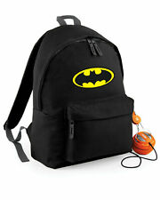 BATMAN BAG, MARVEL COMICS SUPERHERO LOVERS CHILDREN ADULT KIDS BAG