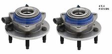 Rear Wheel Hub Bearing Assembly Fit PONTIAC Aztek (AWD) 2001-2005 PAIR