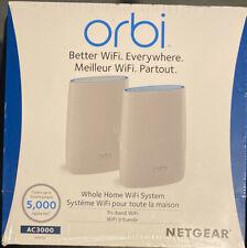 Orbi Netgear Rbk50 Whole Home Wifi System