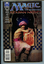 MTG Arabian Nights #1 & #2 set nm/m Comic New Armada Magic 1995 H29