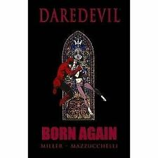 NEW - Daredevil: Born Again by Frank Miller