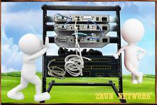 CISCO 3x 1841 IOS 15.1T CCNA CCNP CCIE R&S SECURITY HOME NETWORK LAB  RACK