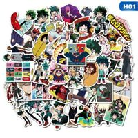 50 My Hero Academia Anime Stickers Personalized Suitcase Notebook Stickers us