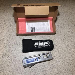 Modular Jack Termination SL Tool Kit With Lacing Fixture 1725150-1 CommScope