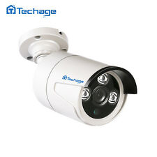 Techage 720P AHD Analog CCTV Camera Outdoor IP66 Home Security Surveillance