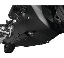 HONDA GOLDWING GL1800 2001 THRU 2015 ALUMINUM BELLY PAN  BLACK 52-817BK