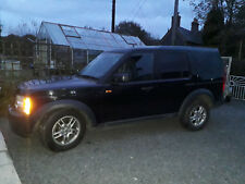 discovery 3 4x4 new tyres px 7 seats diesel alloys cheap tax swop winter ready