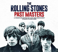 ROLLING STONES RARE PAST MASTERS CD Import - Live and Studio recordings NEW Gift