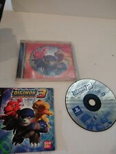 DIGIMON WORLD 3 PLAYSTATION 1 PS1 GAME COMPLETE BLACK LABEL Authentic CIB