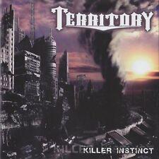 "Territory ""KILLER INSTINCT"" CD [Uruguay Power thrash metal]"