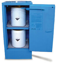 60L Corrosive Goods Safety Cabinet, NEW -for safe storage of corrosives Class 8