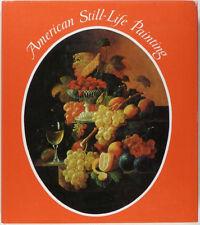 Book: American Still-Life Painting & Artists - Gerdts & Burke Classic