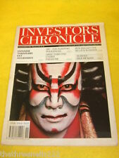 INVESTORS CHRONICLE - ISLE OF MAN SURVEY - MARCH 16 1990