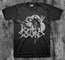 Rotten Sound 'Cycles Silver' T shirt (Assuck Phobia Napalm Death Insect Warfare)