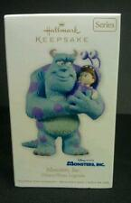 2012 Hallmark Monster's Inc #2 Disney Pixar Legends Series Sulley Boo Ornament
