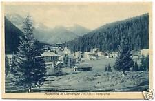 MADONNA DI CAMPIGLIO - PANORAMA - PINZOLO (TRENTO) 1933