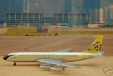Malaysia Singapore Airl. B-707 (9V-BBA) 1:400, GJ