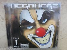 MEGAHERZ - EINS I. ONE = Wer bist Du ? CD USA  neu versiegelt / new still sealed