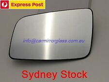 LEFT PASSENGER SIDE HOLDEN ASTRA (TS) 1998 - 2005 MIRROR GLASS WITH BASE