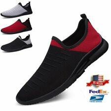 Men's Non-Slip Sports Running Shoes Outdoor Non-Slip Sneakers Casual Jogging Gym