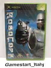 ROBOCOP (XBOX) VIDEOGIOCO NUOVO SIGILLATO - NEW SEALED PAL VERSION