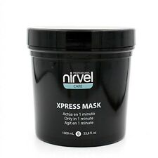 Nirvel Care Mascarilla Xpress Mask Actúa en 1 minuto 1000 ml / 33.8 fl.oz.