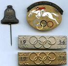 Opas 4 Olympiade Abzeichen