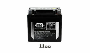 US Powersports Battery For Husqvarna TE 300 2T 2016