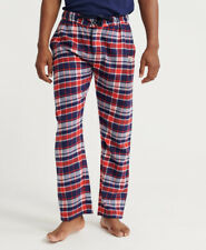 Superdry Mens Organic Cotton Laundry Flannel Pant