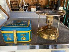 Petromax Original Stove; original paperwork and box comes with it.