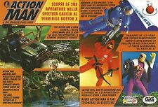 X1629 Gig Fans Club - Action Man - Pubblicità del 1994 - Vintage advertising