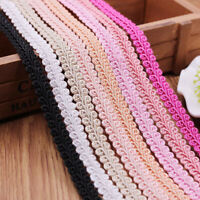 5Yard Sewing Trim Centipede DIY Ribbon Braided Accessories Lace Crafts Wedding