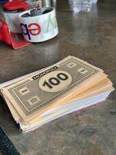 New ListingMonopoly Replacement Pieces / Parts. Money