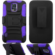 Samsung Galaxy S2 II D710 R760 Epic Touch 4G Belt Clip Holster Stand Case Cover